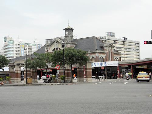 台鉄台中駅