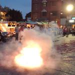 台湾旅行記(5日目)爆竹の音が鳴り響く! 台南のお祭りに遭遇