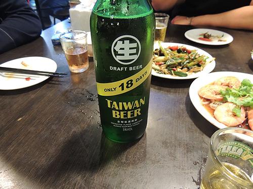 お父さんにおすすめの台湾お土産はビール、紹興酒、カラスミなど