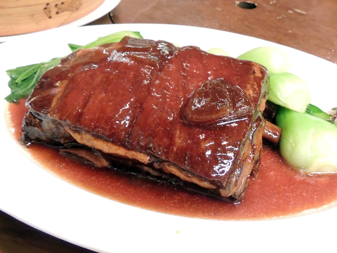 四川呉抄手の陳坡肉