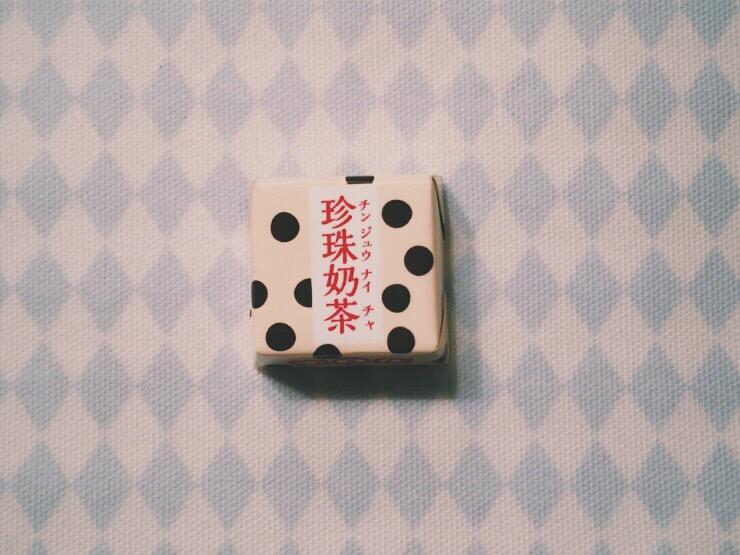 パッケージかわいいね。中国読みが書かれててチンジュウナイチャ