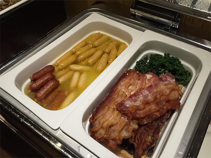 レスイーツ台北大安の朝食3
