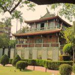 赤嵌楼 台南のオススメ観光スポットに行ってのんびりしてきました