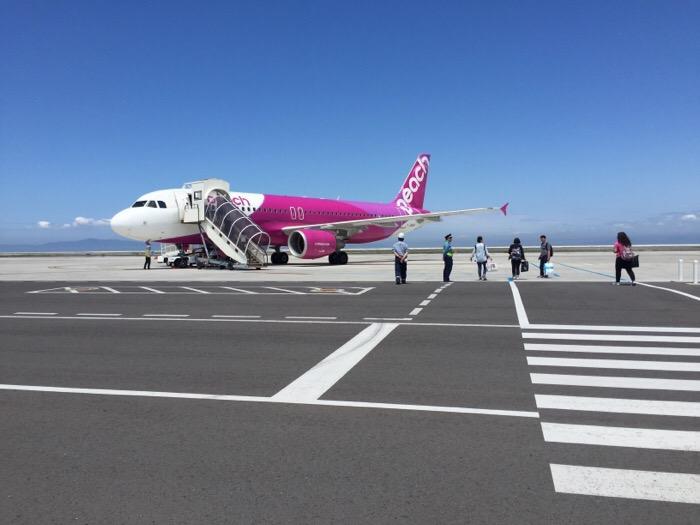 9月4日に上陸した台風21号よる影響により関西国際空港は、欠航や遅延便が多数