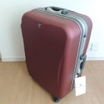 エースのスーツケースを買ってみたのでレビュー、評判どうりなのか?