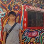 彩虹眷村(さいこうけんそん)色鮮やかなイラストがたくさん!台中の観光スポット