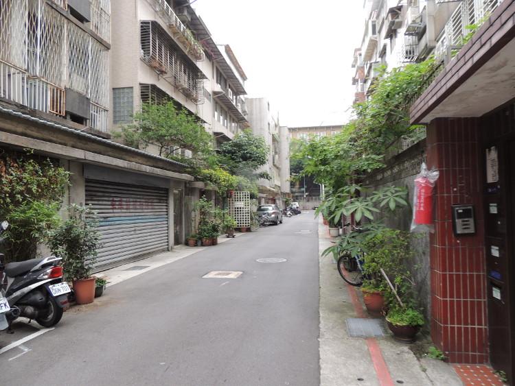 彰藝坊(ザンイファン)のお店の場所は路地裏にあって目立たないので見落としてしまうかも。