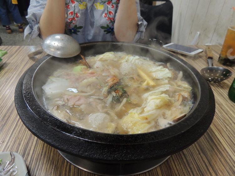 台湾の食費はわりと安いです。