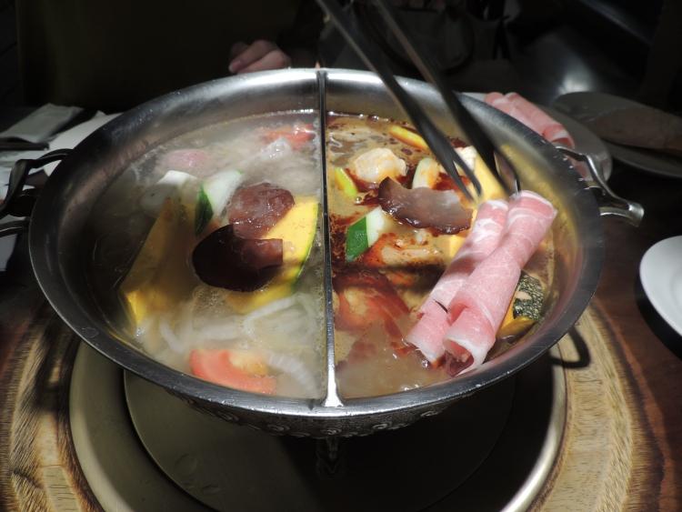 火鍋の鼎王麻辣鍋