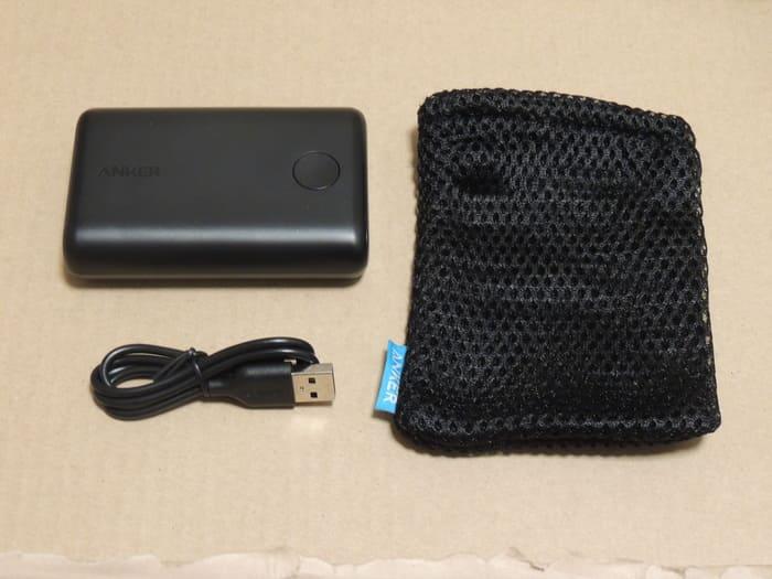 「Anker PowerCore II 10000 大容量モバイルバッテリー」旅先でスマホの電池切れ対策に購入