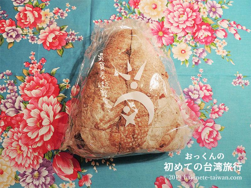 バラのいい香りとライチの甘みがおいしい!荔枝玫瑰麵包(ライチローズパン)