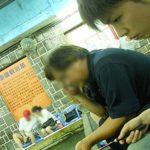 台湾人のおじさまにエビの釣り方を2時間みっちり教えてもらったときの話
